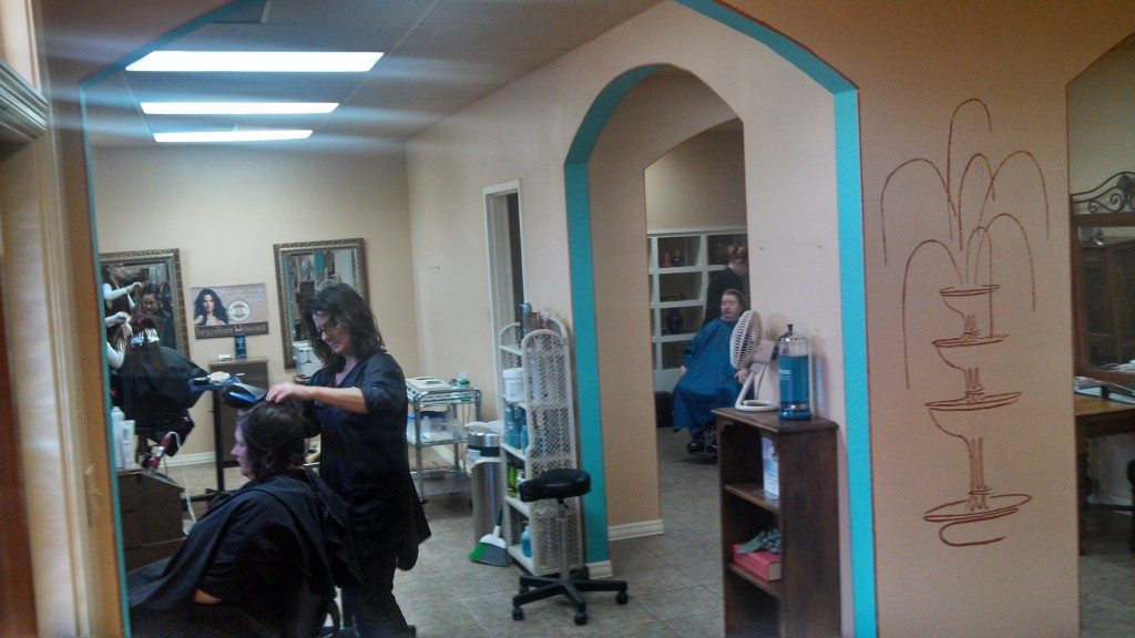 Salon And Spa Services Downtown Sherman Now
