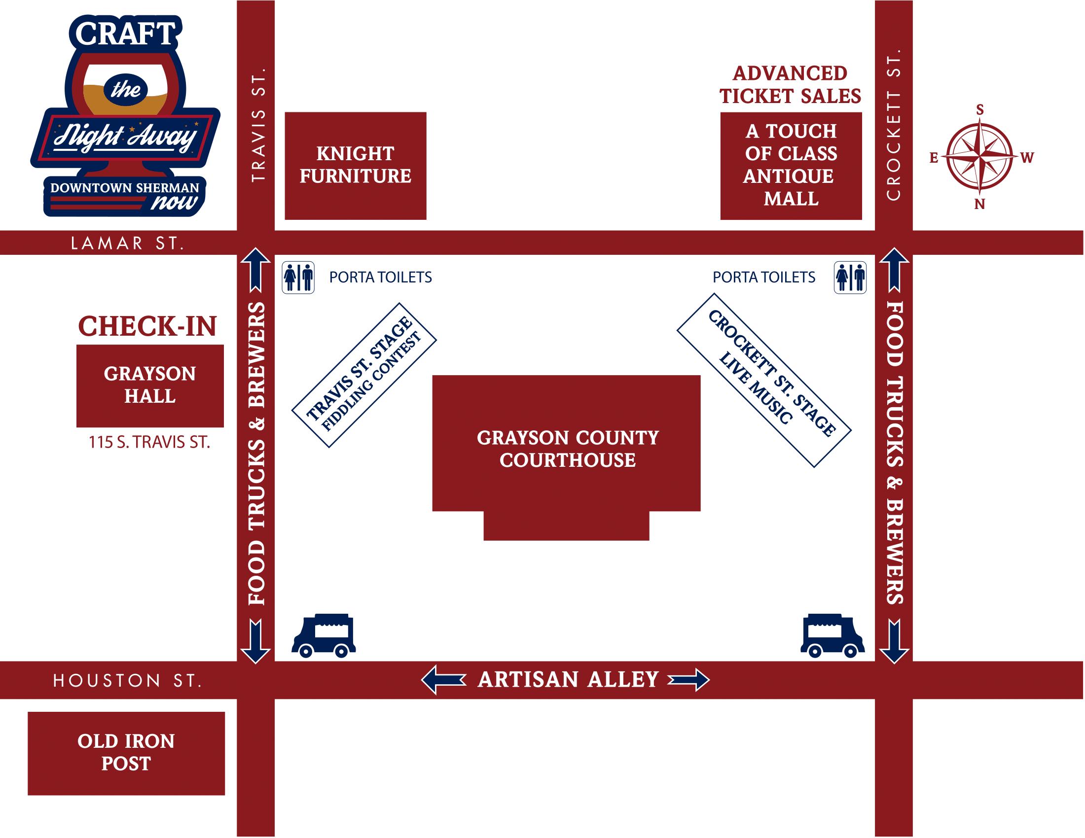 CTNA map